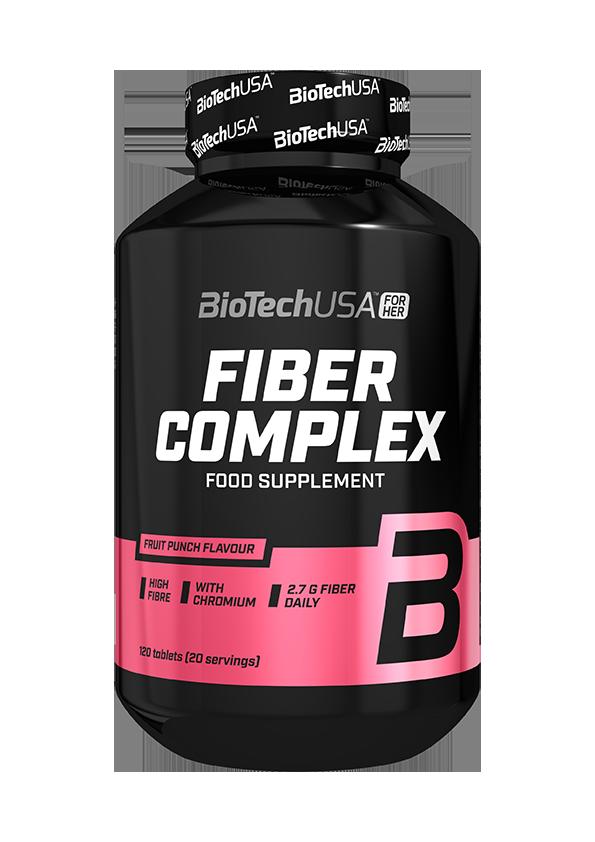BioTech USA Fiber Complex 120 tab.